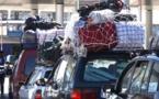 """الدرك الفرنسي يُغرّم مهاجرا مغربيا حمل 7 أطنان من """"الخردة"""" على سيارته"""