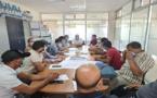 إجتماع بجماعة الناظور حول مشروع إعادة تهيئة الأحياء ناقصة التجهيز بالمدينة