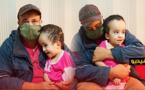 مؤلم.. أب لطفلة تعاني من مرض مستعصي على مستوى الدماغ يناشد المحسنين مساعدته على مصاريف العلاج