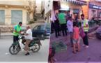 جمعية الريف للبيئة والتنمية بميضار توزع الكمامات على المواطنين وتقود حملة تحسيسية ضد كورونا
