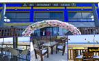 """افتتاح مقهى ومطعم """"بركاني"""" بمواصفات فاخرة على الطريق الساحلي بتازغين"""