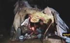 حالة مؤلمة.. متشرد بالناظور يعيش حالة الضياع في كوخ مهترئ لأزيد من 10 سنوات