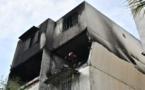 مصرع شخص وإصابة آخرين في انفجار قوي بسبب قنينة غاز