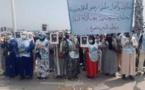 سلطات الناظور تمنع وقفة احتجاجية للمتضررين من إغلاق المعابر الحدودية