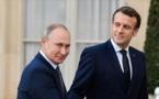 فرنسا تحقق مع صحفيين نشروا تفاصيل مكالمة سرية بين ماكرون وبوتين