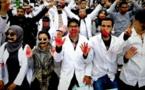 """أساتذة """"التعاقد"""" يُعلنون خوض إضراب إنذاري ليومين ويتهمون الوزارة بالتهرب من المسؤولية"""
