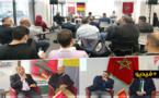 كفاءات ومنتخبون ألمان من أصول مغربية في ضيافة المجلس المركزي للجالية بألمانيا