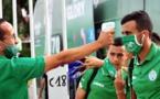 بعد إصابة 8 من لاعبيه بكورونا.. سلطات المغرب تمنع الرجاء من السفر إلى مصر