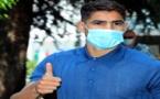 """نجم المنتخب الوطني و""""إنتر ميلان"""" الإيطالي أشرف حكيمي يصاب بفيروس كورونا"""