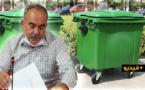 """شاهدوا.. عضو مجلس جماعة """"إحدادن"""" سلام اجميدار يطالب شركة النظافة بـ""""تنظيف الإقليم"""" وتخصيص حراس أمن لحاويات الأزبال"""