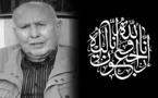 تعزية في وفاة السيد سبعاوي ميمون الذي التحق بالرفيق الأعلى أمس ببلجيكا