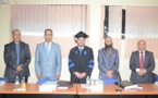 """إبن قبيلة """"أيث سعيد"""".. الطالب فؤاد أوشن ينال دكتوراه في القانون العام بكلية الحقوق بالرباط"""