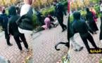 في مشهد مأساوي.. مصرع إمرأة ناظورية متأثرة بطعنات سكين في الشارع العام ببلجيكا