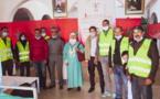 """53 متطوعا يشاركون في حملة للتبرع بالدم في """"بني أحمد الغربية"""" بإقليم شفشاون"""