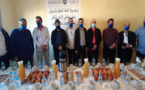 الامانة الوطنية للاتحاد المغربي للشغل تزور الدريوش وتجتمع مع مناضلي الاتحاد بالاقليم