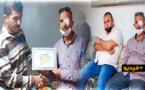 جمعية حي إشعالا والخطابي للتنمية بالناظور تكرم وجوها جمعوية نظير خدماتها الإنسانية