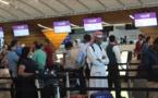"""""""شوهة"""".. تفتيش عنق رحم مسافرات بالإكراه في مطار دولي بعد اكتشاف مولود متخلى عنه داخل حمّام"""