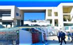عامل إقليم الدريوش يتفقد أشغال بناء المعهد المتخصص في التكنولوجيا التطبيقية بالدريوش