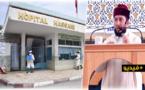 الداعية محمد بونيس يحذر من ترويج الشائعات عن مستشفى الحسني