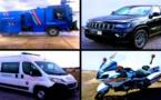 مديرية الأمن تزود مصالحها الإقليمية بـ660 مركبة جديدة وبتقنيات متطورة