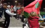 شاهدوا.. مغاربة إسرائيل يتظاهرون دعما لقضية الصحراء المغربية