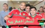 شاهدوا.. مارادونا أسطورة أحب المغرب وشارك في الاحتفال بعيد المسيرة الخضراء