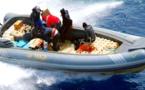 مطاردة هوليودية لعناصر البحرية الملكية تنتهي بحجز قاربين وطنين من المخدرات واعتقال 4 أشخاص