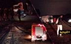 شاحنة تتسبب في سقوط خيوط كهربائية ببني انصار وتخلق الرعب في صفوف الساكنة