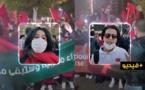 """شاهدوا.. استنكار واسع لاعتداء عصابة """"البوليساريو"""" على نساء مغربيات بباريس"""
