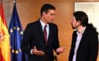 """حزب """"بوديموس"""" يسحب تعليقه حول """"أحداث الكركرات"""" بعد الخارجية المغربية على نظيرتها الإسبانية"""