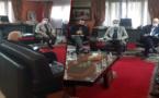 رئيس مجلس إقليم الناظور يعقد اجتماعا لتحديد نقط جدول أعمال الدورة العادية المقبلة للمجلس الإقليمي