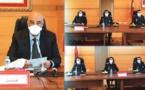 عامل إقليم الدريوش يشرف على تنصيب رجال السلطة الجدد