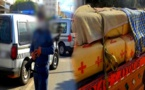 ضربة أمنية لشبكات المخدرات.. الدرك الملكي يجهض عملية للتهريب الدولي من سواحل تزاغين ويعتقل 3 متورطين
