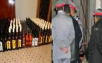 الحبس النافذ لمتهمين بالاتجار في الخمور والهجرة السرية بالدريوش