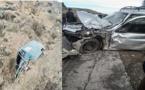 الدريوش.. إصابة شخصين بجروح خطيرة في حادثة سير قرب تمسمان