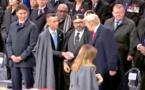 """توشيح الملك محمد السادس بـ""""وسام الاستحقاق من الدرجة الأولى """" من قبَل الرئيس الأمريكي ترامب"""