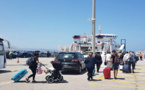 رحلة جديدة بين ميناء طنجة وإسبانيا خاصة للمقيمين وحاملي الجنسية