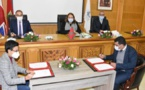 مجلس الحسيمة طنجة يمدد العمل باتفاقية التعاون مع بريطانيا