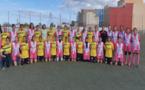 """كرة القدم النسوية بالناظور.. مدرسة طارق """"تستقبل"""" الإناث الراغبات في اللعب ضمن فريقها"""