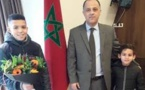 """""""عمدة الأطفال"""" بهولندا.. المغربي إلياس عظمي يصاب بمرض نادر"""