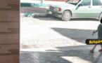 """شاهدوا.. كاميرا المراقبة ترصد عملية سرقة سيارة من نوع """"مرسيدس"""" بمدينة ميضار"""
