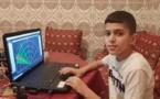 """شاهدوا.. الطفل المغربي مبتكر """"كمامة المستقبل"""" ينتزع لقب الإبتكار عالميا من بين حوالي ألف مشارك"""