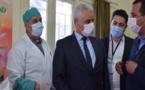بعد طول انتظار.. وزيرة الصحة يحل بالناظور في زيارة مدتها ساعة فقط