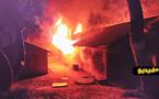 حريق داخل مركز لإيواء القاصرين بمدينة مليلية والشرطة تفتح تحقيقا