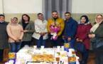 الجامعة الوطنية للصحة تنتخب وسيمة كنوف كاتبة محلية لفرعها ببني انصار فرخانة
