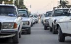 وزارة الداخلية تنهي فوضى الطاكسيات
