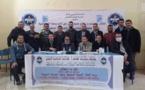 انتخاب عمرو عرجون كاتبا محليا للجامعة الوطنية للتعليم بأركمان- رأس الماء