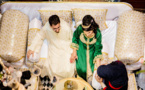 فرار عريسين ليلة زفافهما بعد تدخل رجال الأمن