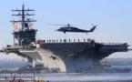 الجيش المغربي يطلق مع أمريكا تمرين بحري بمعدات حربية عملاقة ومتطورة