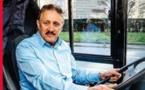 العاهل البلجيكي يكرم سائق مغربي في بروكسيل